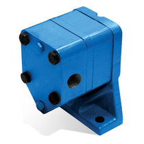 External-gear pump / test / hydraulic / high-pressure