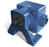 External-gear pump / booster / for liquids / motor-speed