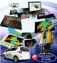 Measurement software / scanner / for UAVs / 3D