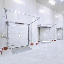 Sectional doors / industrial / hangar