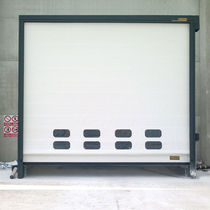 Roll-up doors / PVC / industrial / exterior