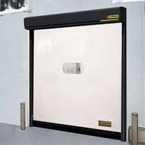 Roll-up doors / for cold storage / industrial / self-repairing