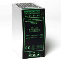 AC/DC power supply / single-output / DIN rail / switching