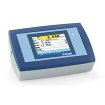 Digital weight indicator / wall-mount / benchtop / IP65