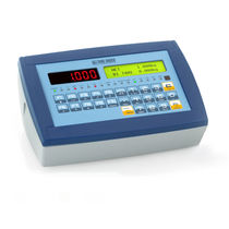 Digital weight indicator / waterproof / tabletop / programmable