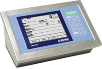 Digital weight indicator / benchtop / explosion-proof / programmable