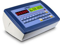 Digital weight indicator / benchtop / waterproof / programmable