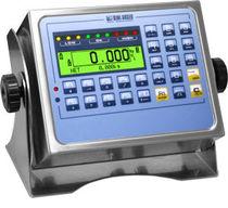 Digital weight indicator / waterproof / tabletop / programmable