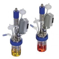 Parallel bioreactor / glass / process