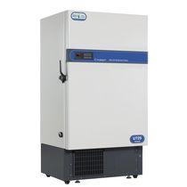 Laboratory freezer / ultra-low-temperature / vertical / storage