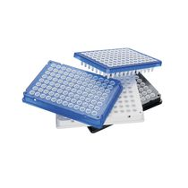 96-well microplate / 384-well / for PCR
