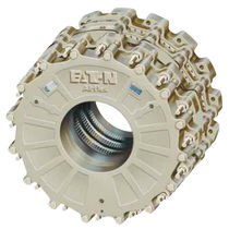 Multiple-disc brake / pneumatic / air-cooled / water-cooled