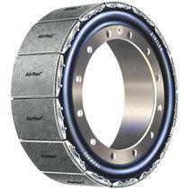 Centrifugal clutch and brake / pneumatic