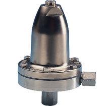Paint pressure regulator / single-stage / membrane / stainless steel
