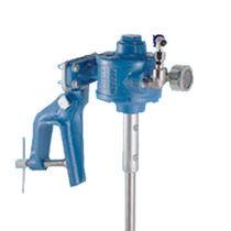 Turbine mixer / batch / paint