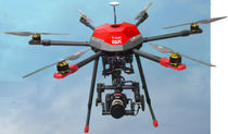 Hexarotor UAV / civilian