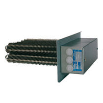 Duct heater / air / electric / convection