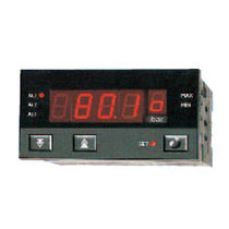 Digital temperature controller / programmable / panel-mount