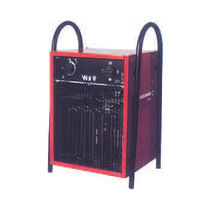 Electric air heater / mobile