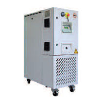 Thermal regulator with LCD display / 1-loop / circulating water / for injection molding machines