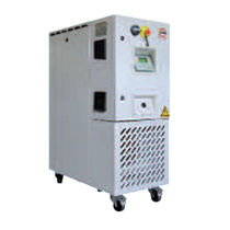 Digital thermal regulator / circulating water / for injection molding machines