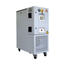 Digital thermal regulator / circulating oil / for injection molding machines
