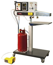 Pillar Flame Treatment Unit