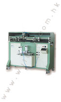 Flat bed screen printing machine / multi-color