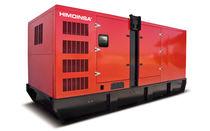 Diesel generator set / three-phase / 60 Hz / water-cooled