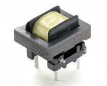 Power transformer / laminated / through-hole / single-phase