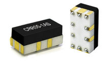 1 NO/NC reed relay / low-profile / ultraminiature / SMD