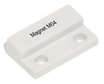 Rectangular magnet / encapsulated / for reed sensor actuation