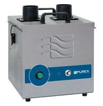 Mobile fume extractor / activated carbon filter / solder / automatic