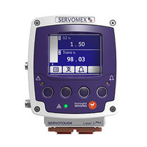Oxygen analyzer / carbon monoxide / trace / portable