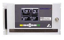 Oxygen analyzer / hydrogen / humidity / trace