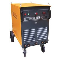 Submerged welding power supply / mobile / DC