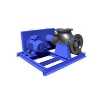 Water pump / slurry / for food products / electric