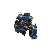Slurry pump / electric / piston / double-acting