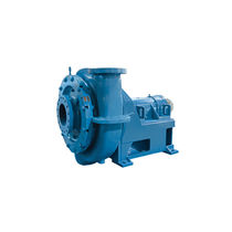 Slurry pump / electric / centrifugal / single-stage