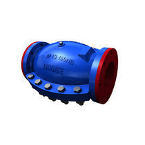 Pinch valve / pneumatic / control / for slurry