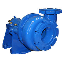 Slurry pump / for food products / electric / centrifugal
