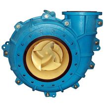 Slurry pump / centrifugal / horizontal mount / handling