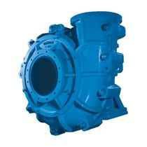 Slurry pump / centrifugal / laboratory / horizontal mount
