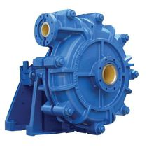 Slurry pump / centrifugal / multi-stage / horizontal mount