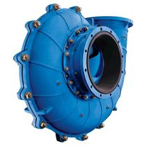 Slurry pump / centrifugal / horizontal mount / high-performance