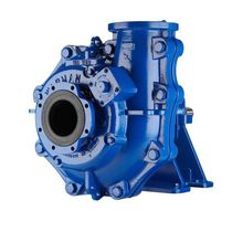 Slurry pump / centrifugal / horizontal mount / process