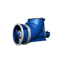 Slurry pump / electric / centrifugal / for water treatment