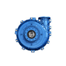 Slurry pump / for wastewater / centrifugal / horizontal