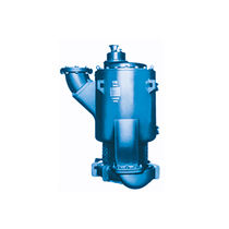 Slurry pump / for wastewater / electric / centrifugal