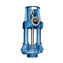 Slurry pump / electric / centrifugal / submersible